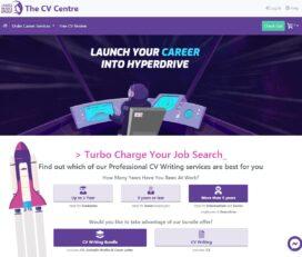 CV Centre Discount Code