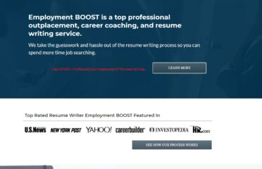 Employment Boost Discount Code