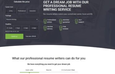 Resume101 Discount Code
