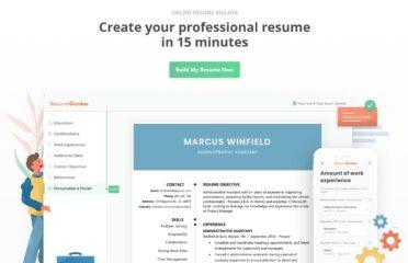 Resume Genius Discount Code