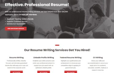 Resume Professional Writers Discount Code