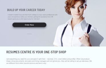 Resumes Centre Discount Code