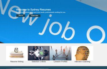 Sydney Resumes Discount Code