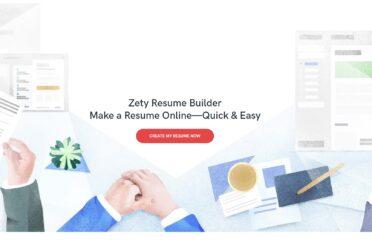 Zety Discount Code